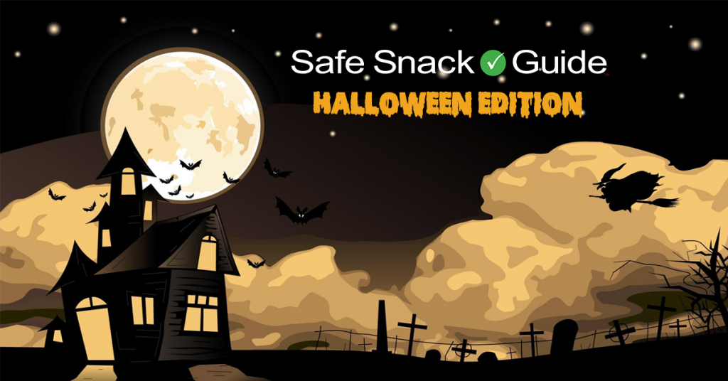 Safe Snack Guide Halloween Edition
