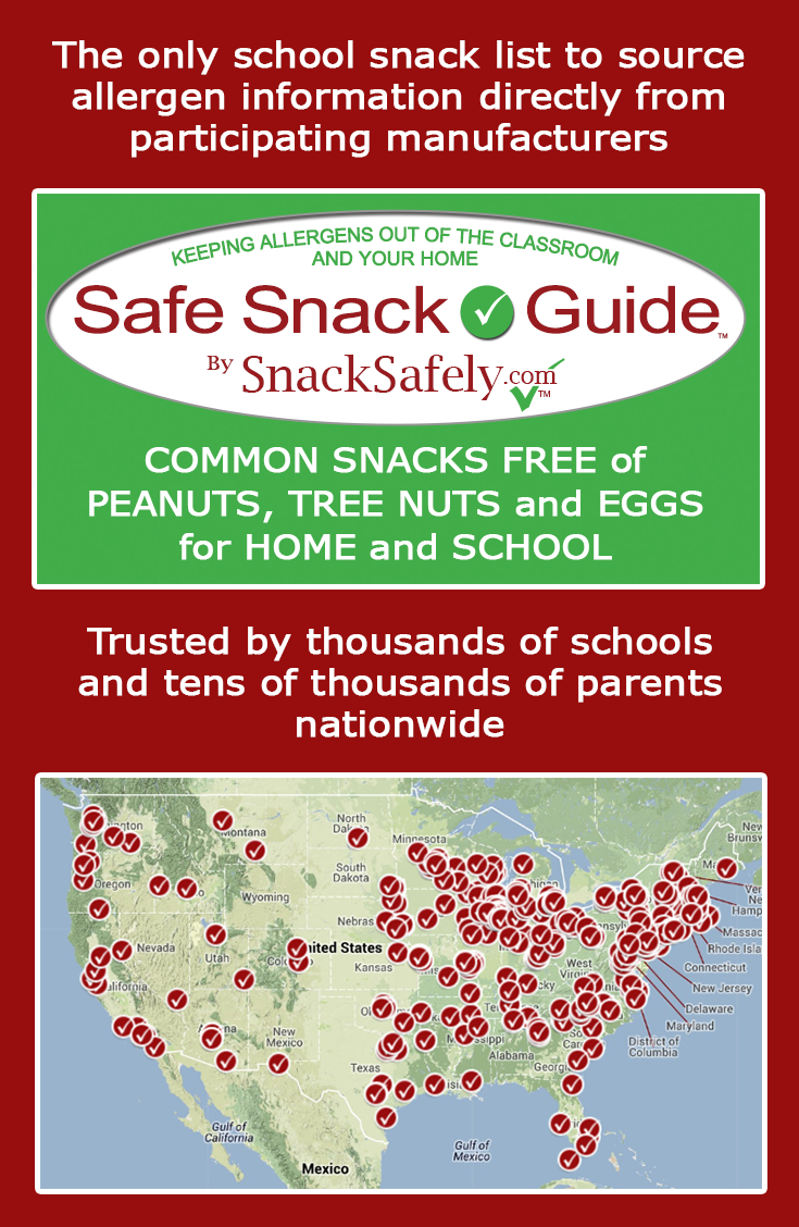 Snack List Pin Snacksafely Com