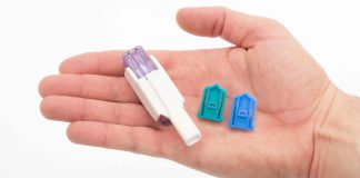 Afrezza Inhalable Insulin Device