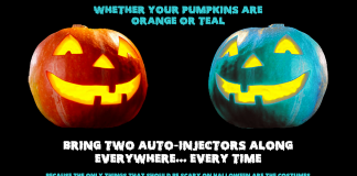 Take 2, especially on Halloween!
