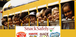 SnackSafely.com School Sample and Offer Program