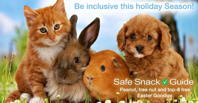Safe Snack Guide Easter Edition!