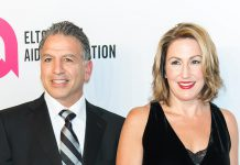 Mylan Chairman Robert Coury and CEO Heather Bresch