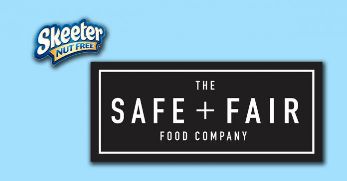 Skeeter Snacks Rebrands as Safe+Fair