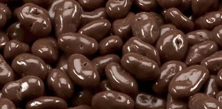 GKI Foods Dark Chocolate Raisins