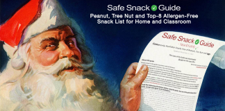 The Holiday Edition of the Safe Snack Guide