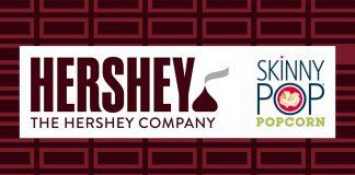 Hershey SkinnyPop