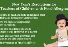 Teacher's New Year Resolutions