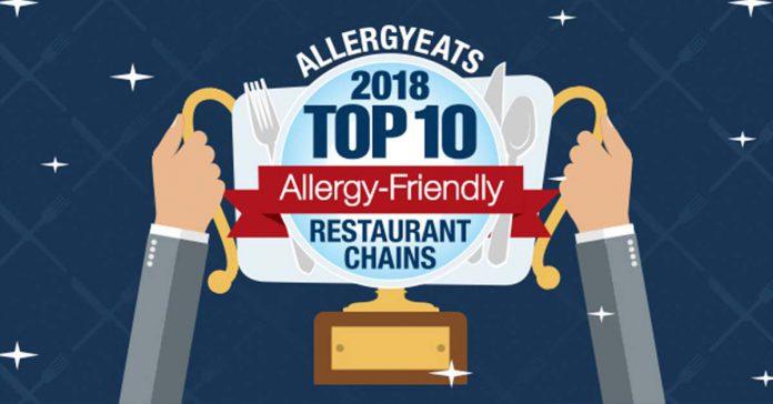 Allergy Eats Top 10