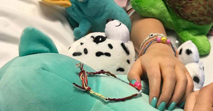 Amanda Huynh at Hospital