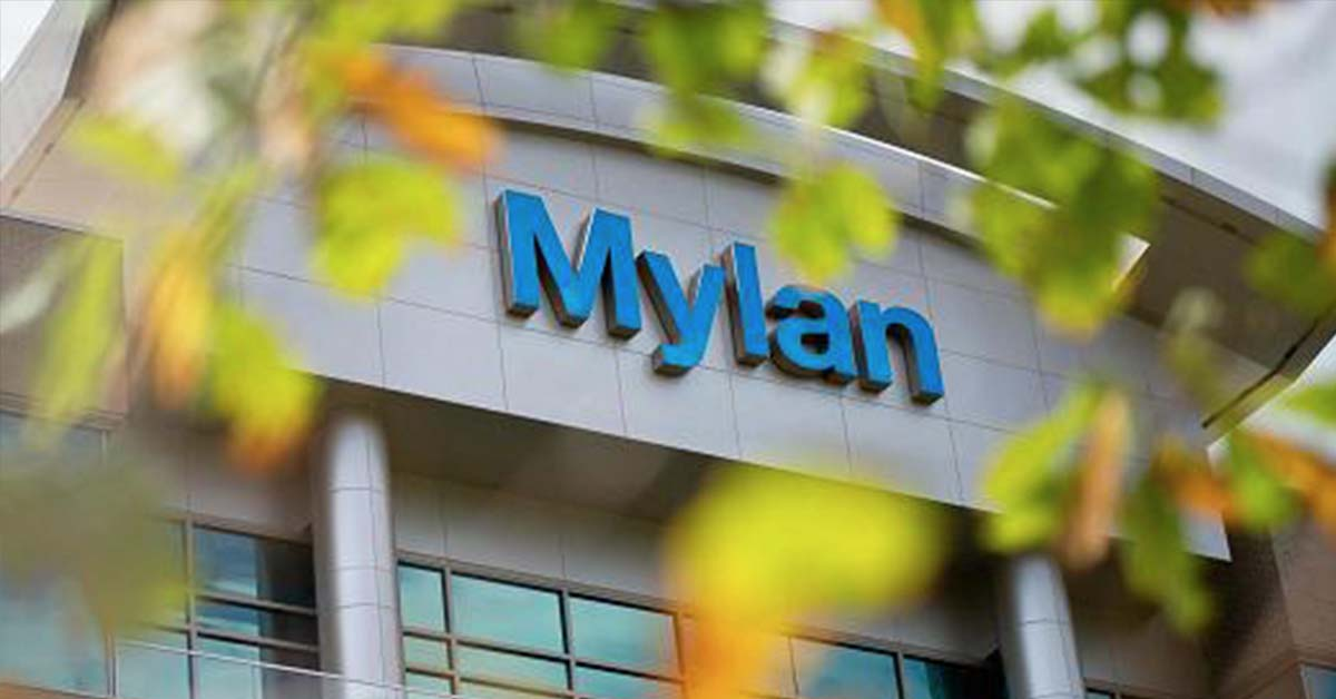 Department Of Justice Investigating Mylan Regarding Trade Compliance
