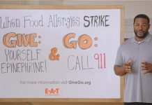 EAT PSA Featuring Jerome Bettis