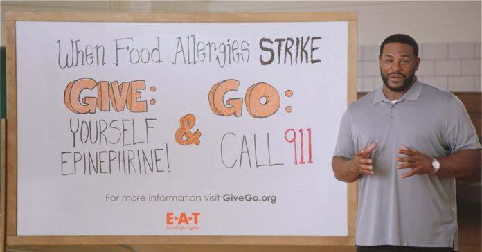 EAT PSA Featuring Jerome Bettis