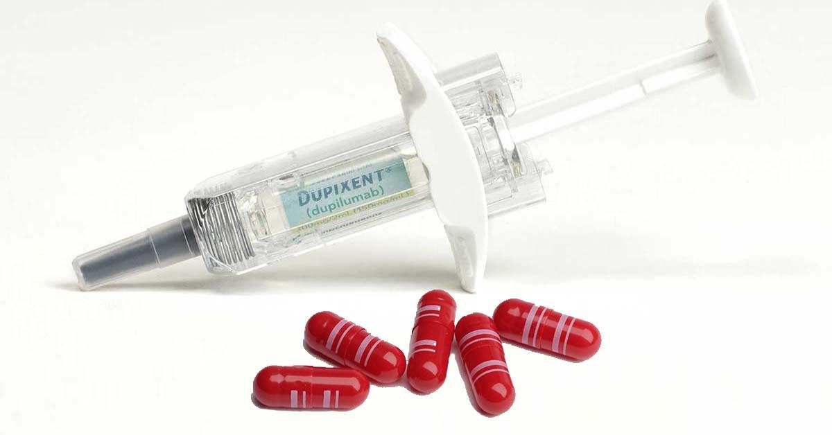AR101+dupilumab