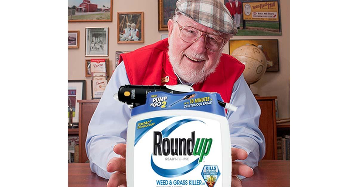 Parody of Bob with RoundUp