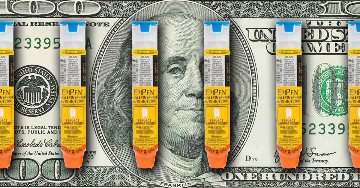 Ben and EpiPens