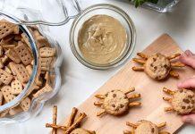 Cookie spiders!