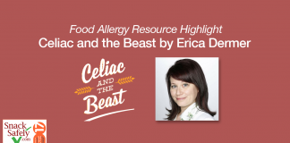 Celiac and the Beast by Erica Dermer