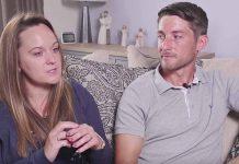 Gemma and Adam Lee