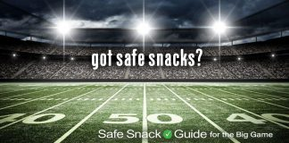 Got Safe Snacks?
