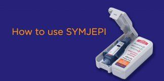 How to Use Symjepi