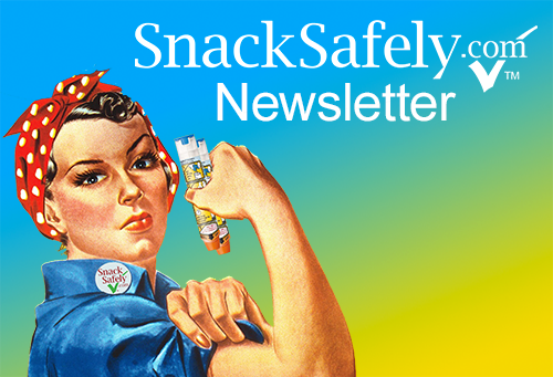 SnackSafely.com Newsletter