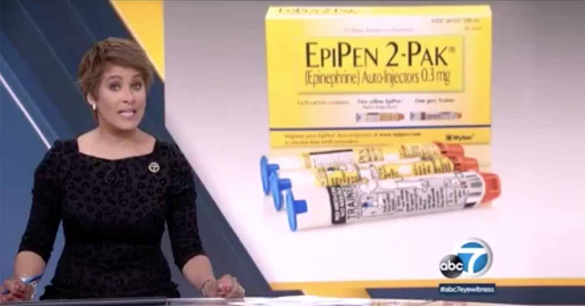 Walgreens Sells Expired EpiPens