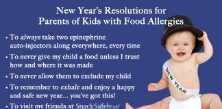Parents' New Year's Resolutions